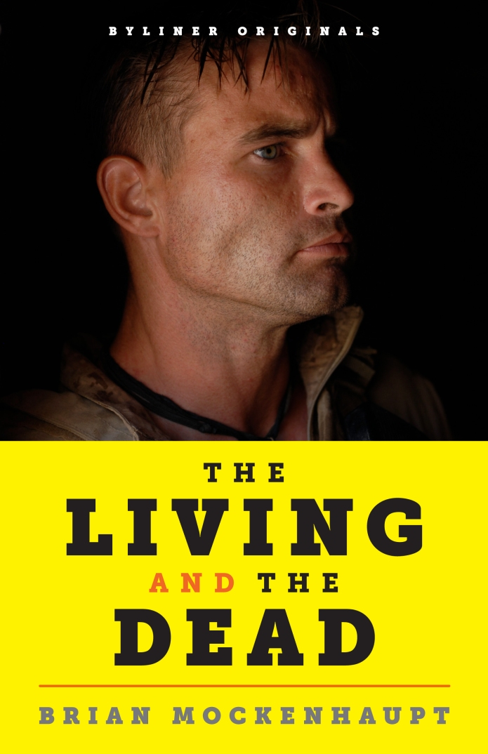 Book Review: The Living and the Dead – Brian Mockenhaupt