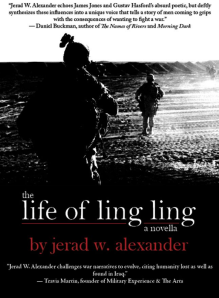 Click on the cover to purchase The Life of Ling Ling on Amazon for $2.99