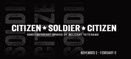 """Citizen. Soldier. Citizen"" Art Exhibit"
